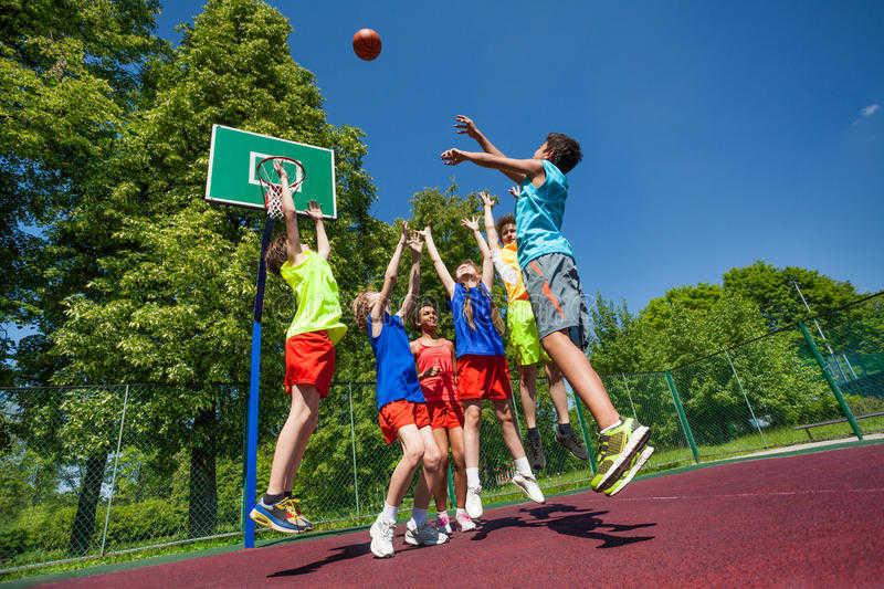 Escuela de Baloncesto en Bogotá