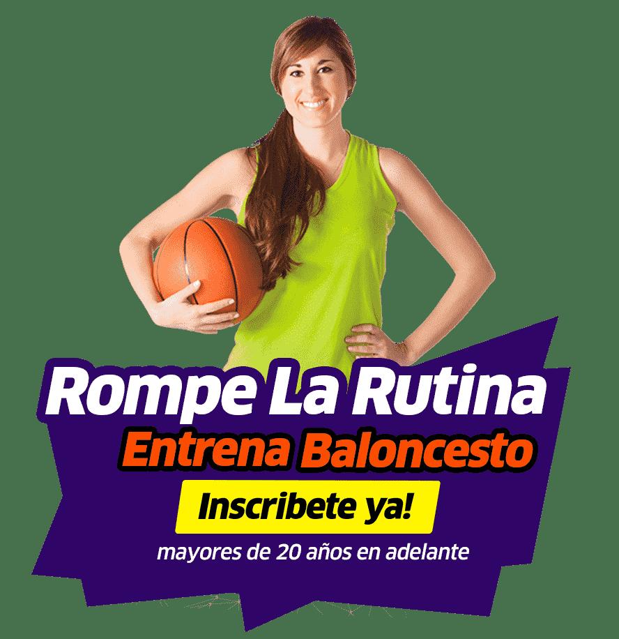 escuela de baloncesto para mujeres